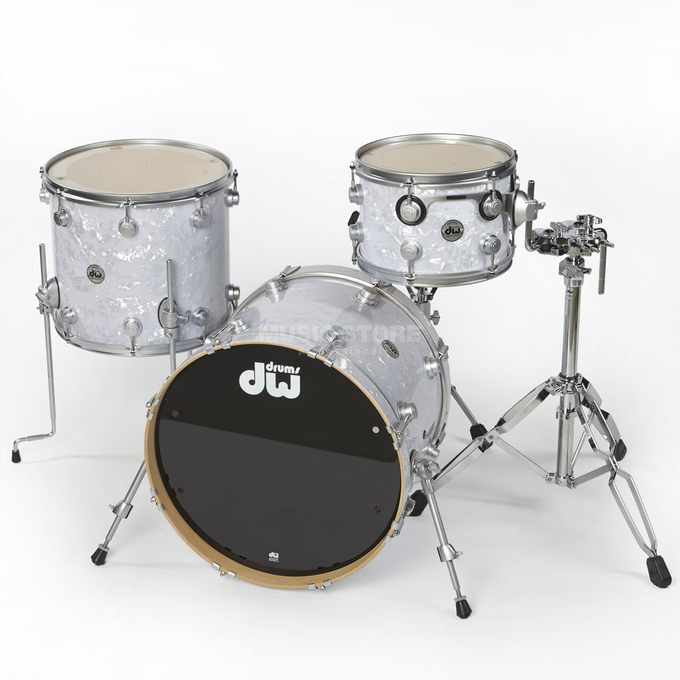 Drum Workshop Collector´s Finish Ply, Classic White Marine Product Image