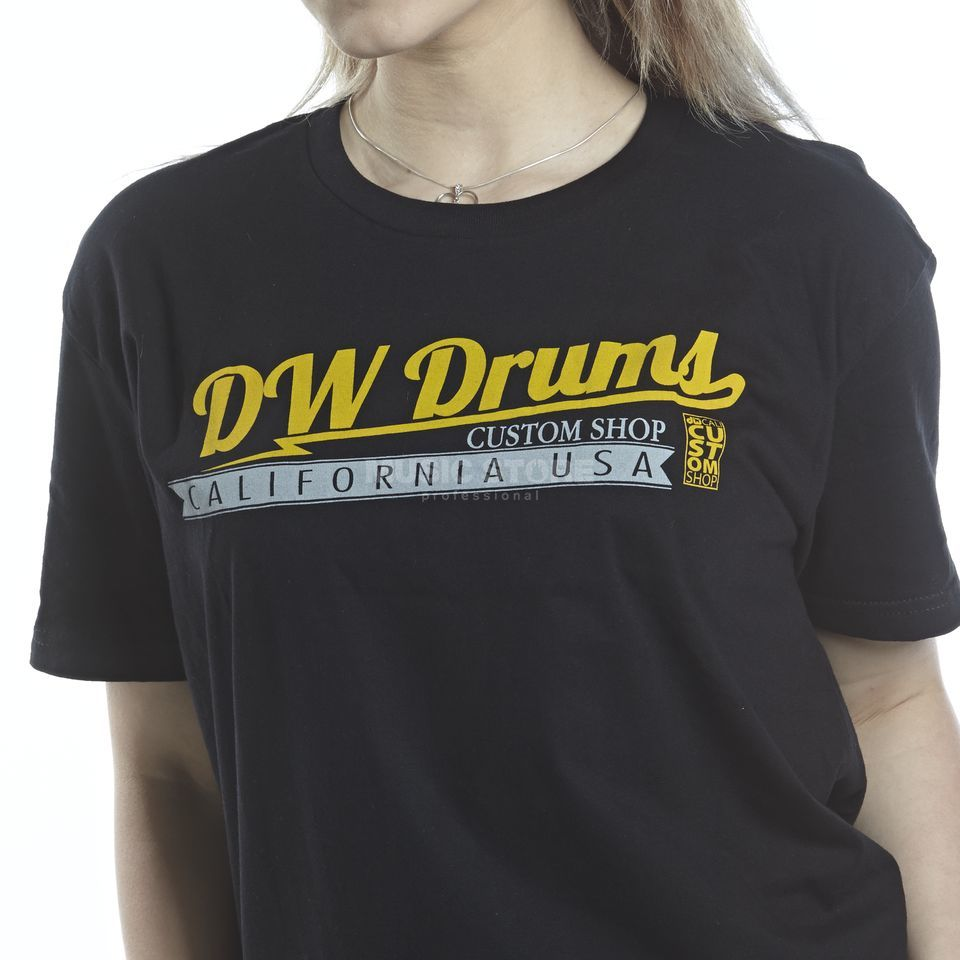 Drum Workshop Custom T-Shirt S Zdjęcie produktu