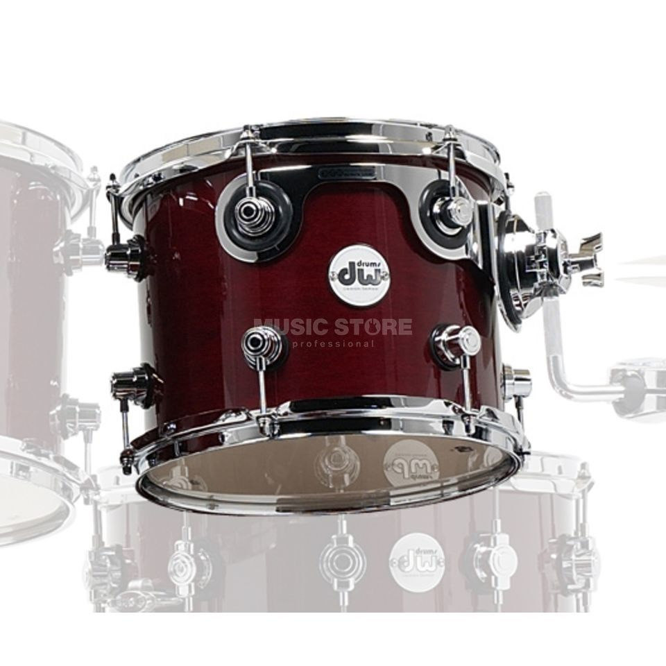 "Drum Workshop Design Tom 8""x7"", Cherry Stain Produktbild"