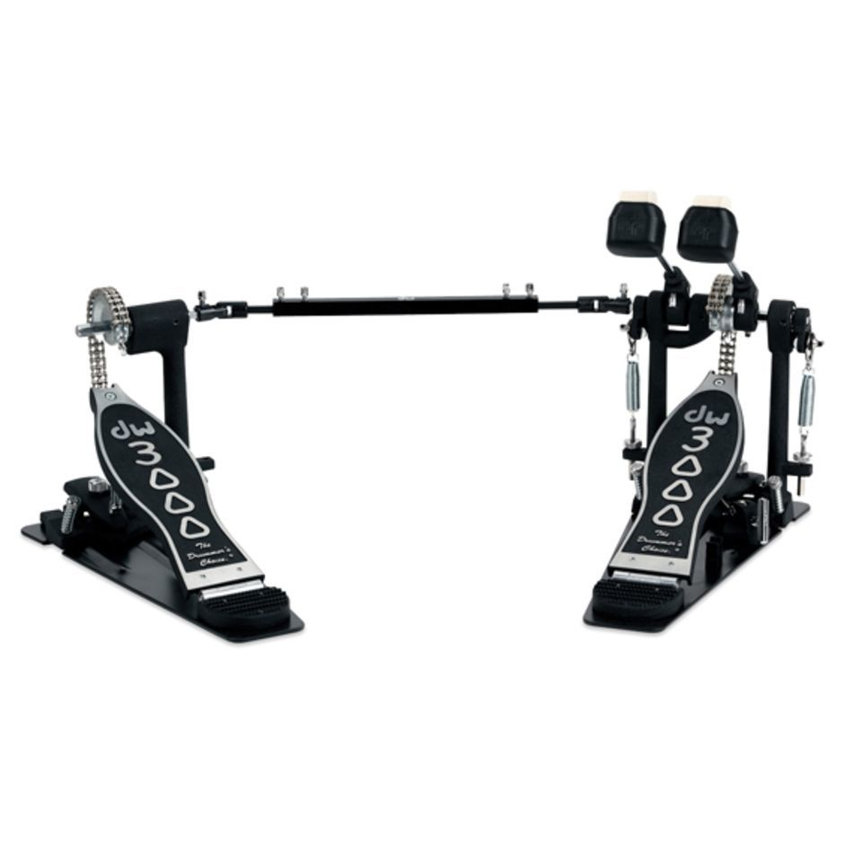 Drum Workshop Double Pedal 3002  Produktbillede