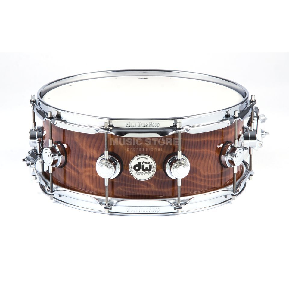 "Drum Workshop Exotic Snare 14""x5.5"" Redwood Stump Produktbillede"