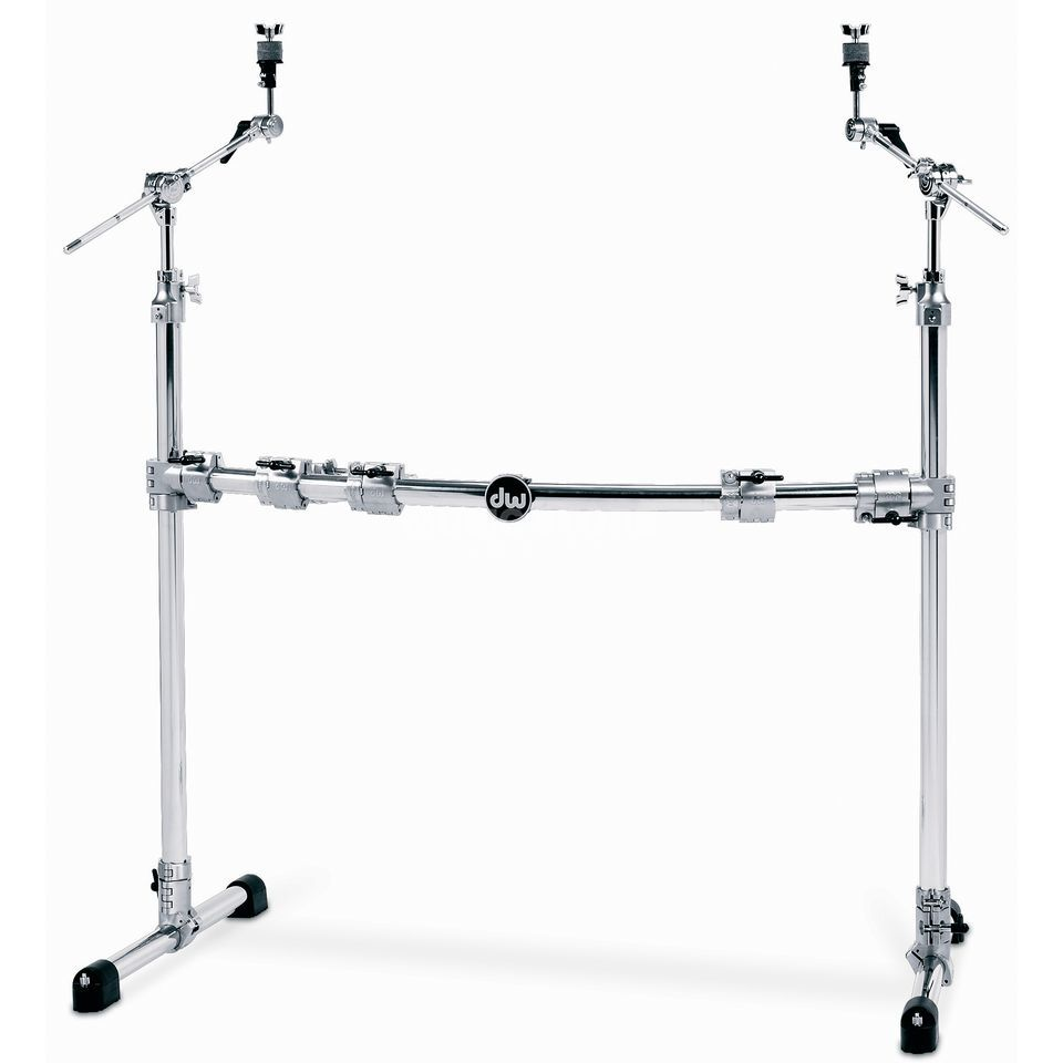 "Drum Workshop ""Main Rack"" Drumrack, 42"", curved Product Image"