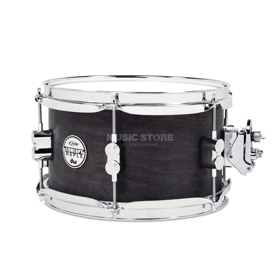 "Drum Workshop PDP Black Wax Snare 10""x6"" Produktbillede"