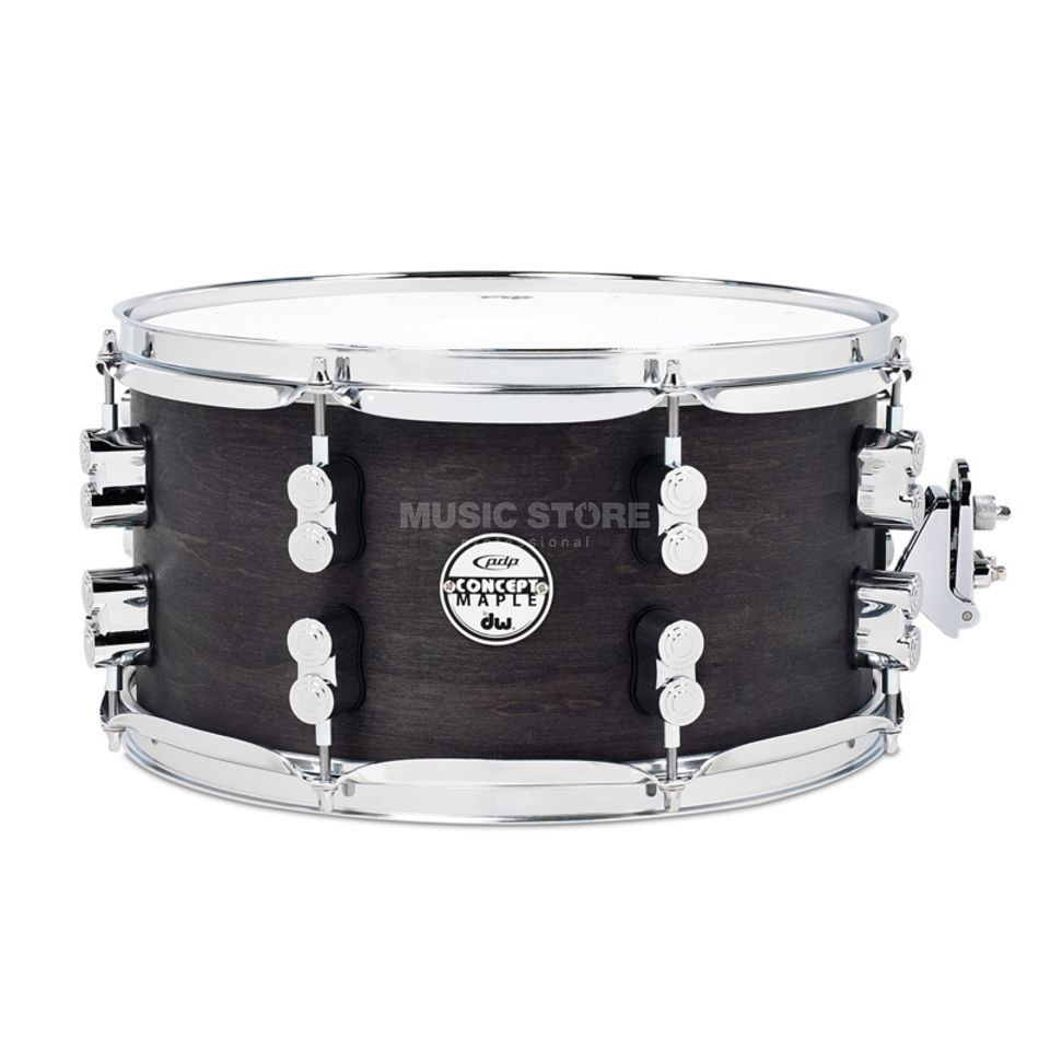 "Drum Workshop PDP Black Wax Snare 13""x5,5"" Produktbild"