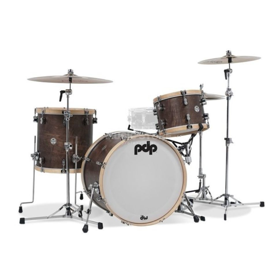 Drum Workshop PDP Concept Classic 22, Walnut Stain Produktbillede