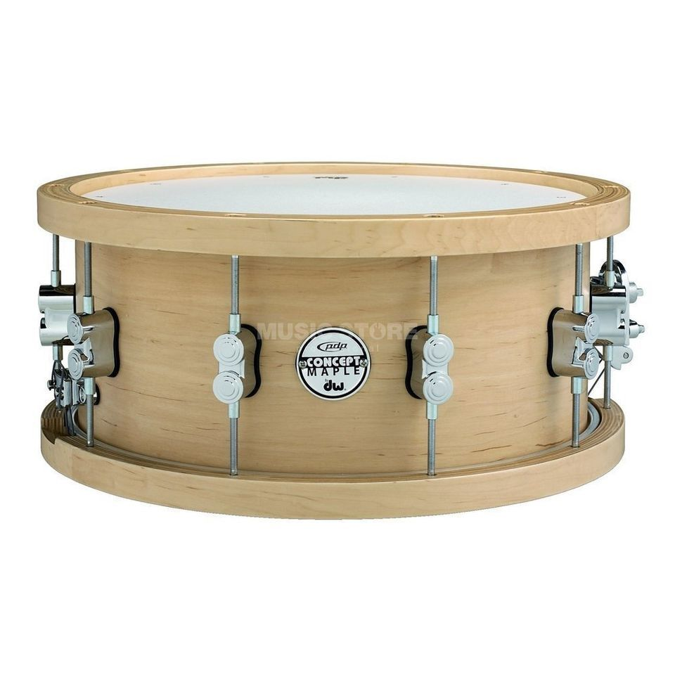 "Drum Workshop PDP Concept Snare 14""x6,5"", Maple Produktbild"