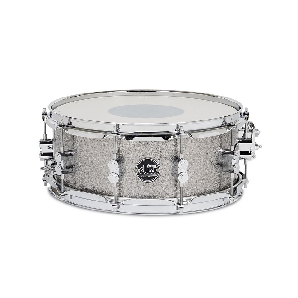 "Drum Workshop Performance Snare 14""x5.5 Titanium Sparkle Produktbillede"