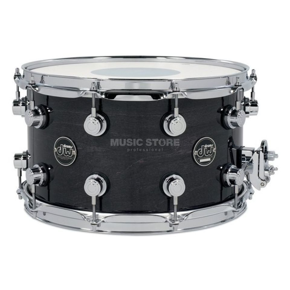 "Drum Workshop Performance Snare 14""x8"", Ebony Stain Produktbild"