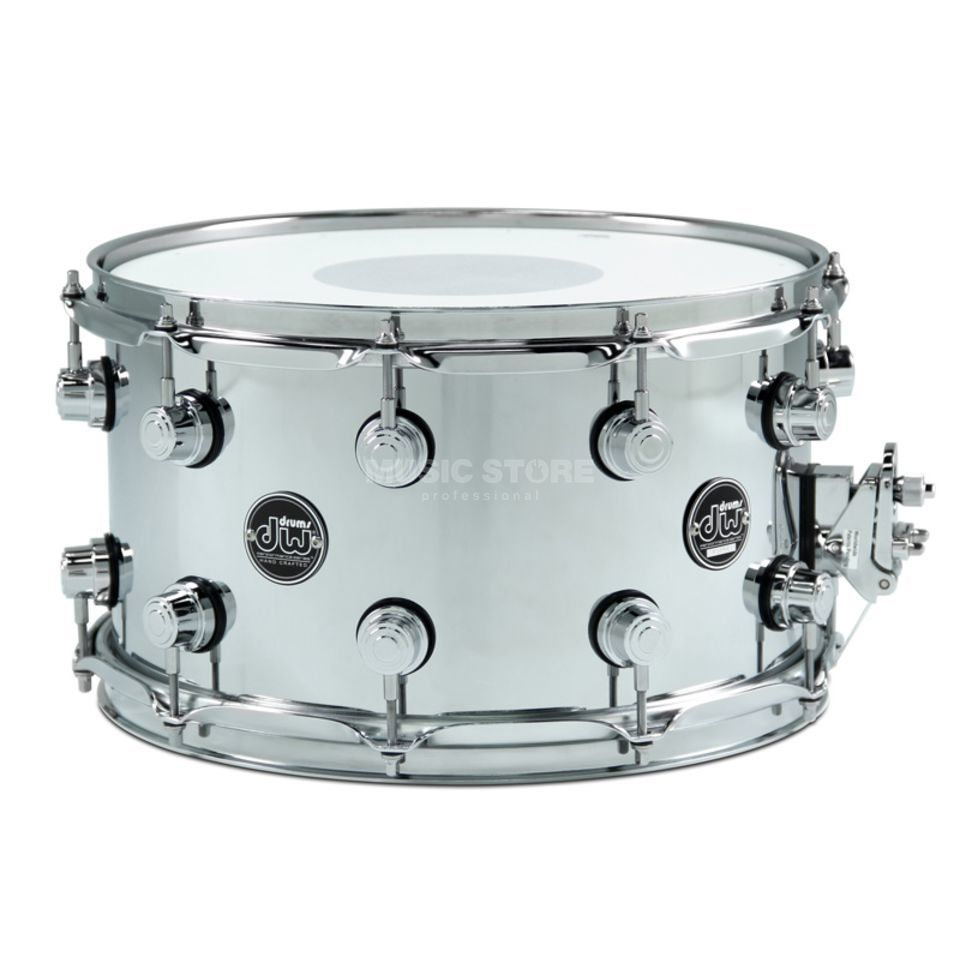 "Drum Workshop Performance Snare Stahl, 14""x8"" Produktbillede"