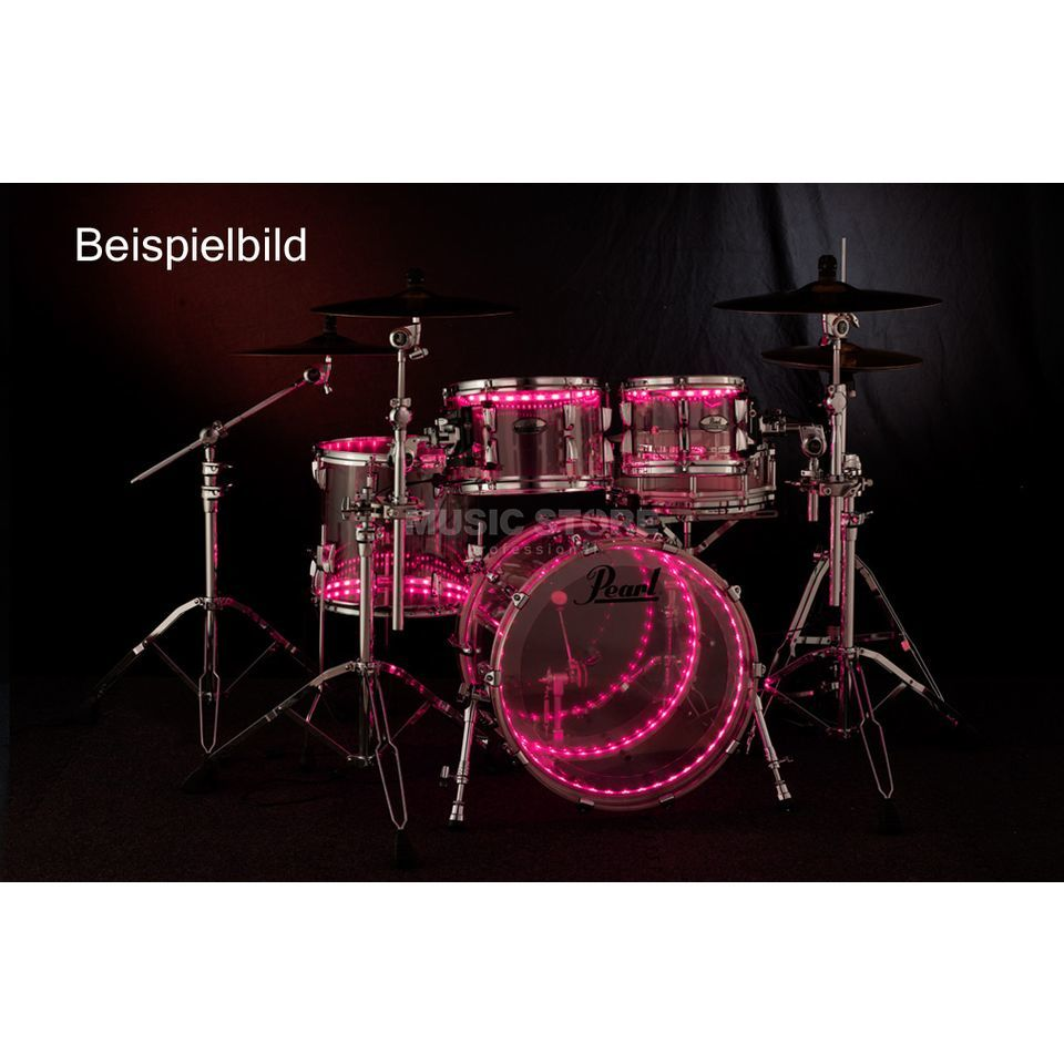 "Drumlite DL-K7D Full Kit, für Acryl-Set 20"", 14"", 12"", 10"" Produktbild"