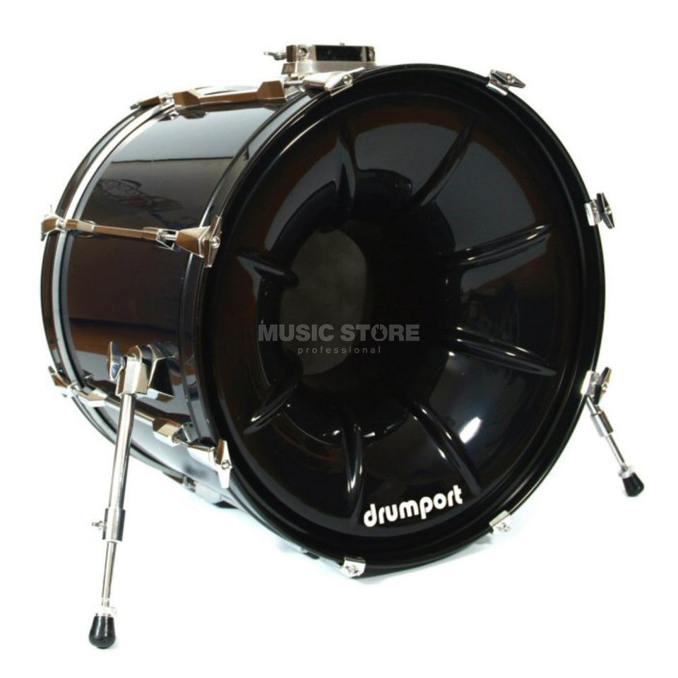 "Drumport Megaport Black 20"" Produktbild"