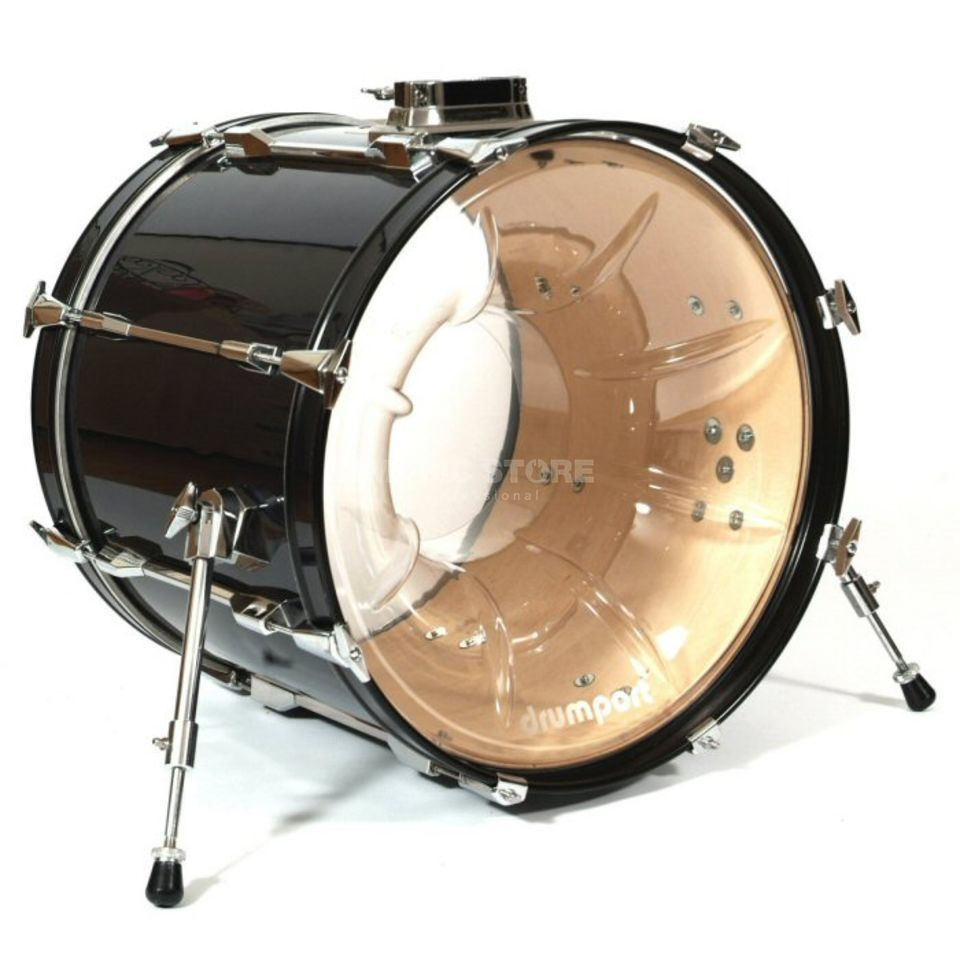 "Drumport Megaport Clear 20"", B-Stock Produktbillede"
