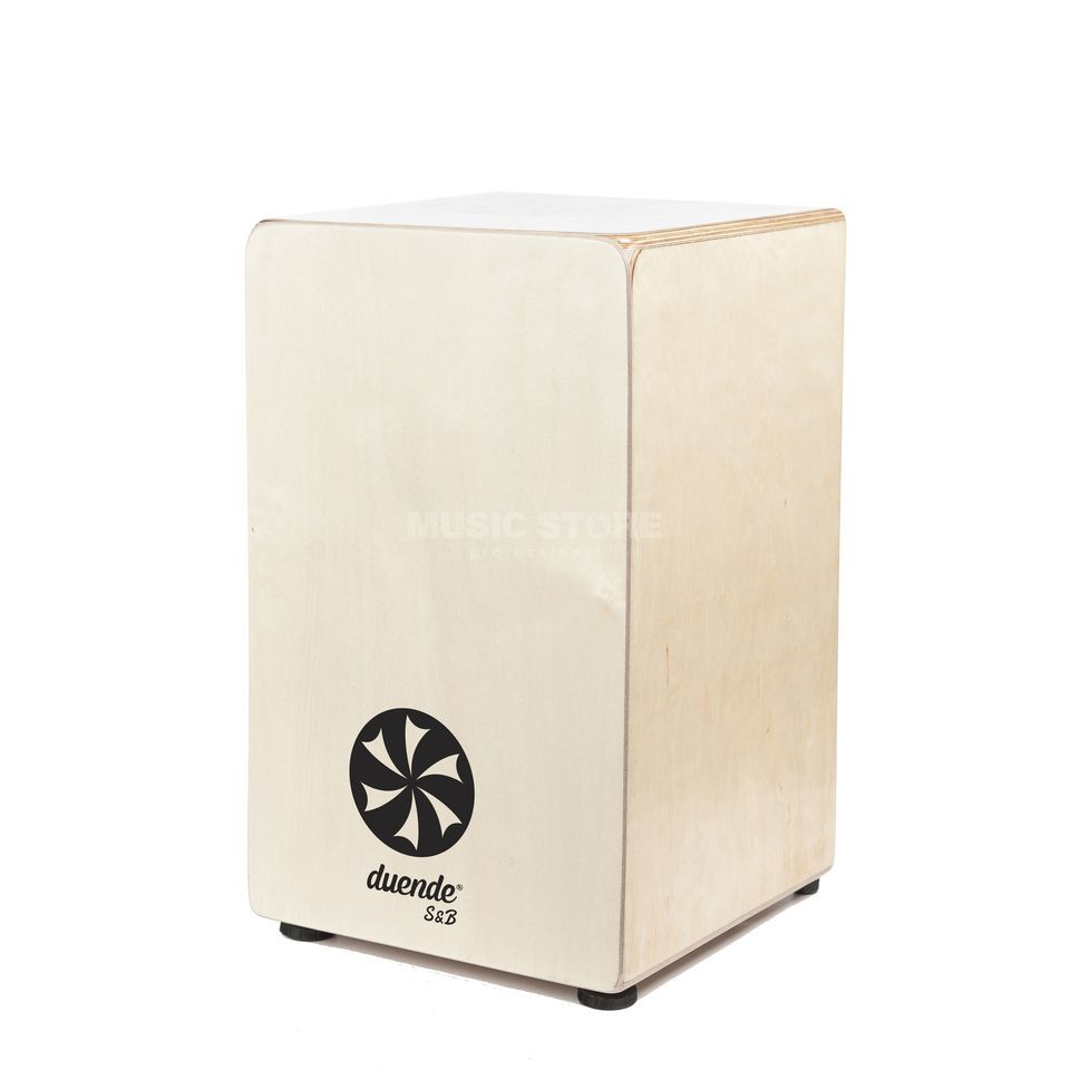 Duende Cajon Swing and Brushes  Produktbild