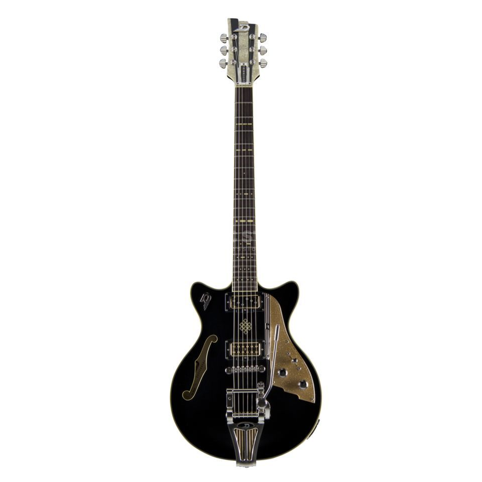 Duesenberg Alliance Series Joe Walsh Signature Black Produktbillede