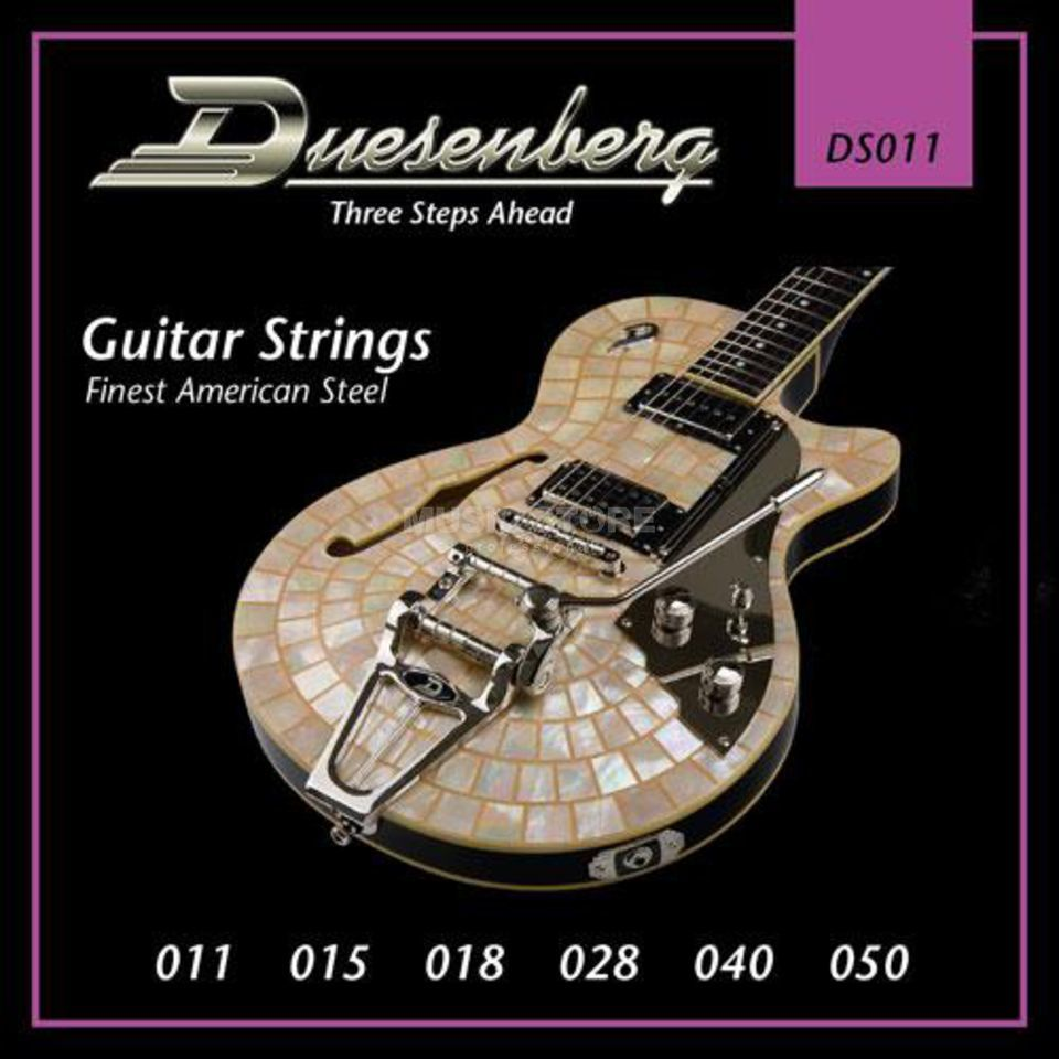 Duesenberg DS011 11-50 Guitar Strings Nickel Wound Produktbillede