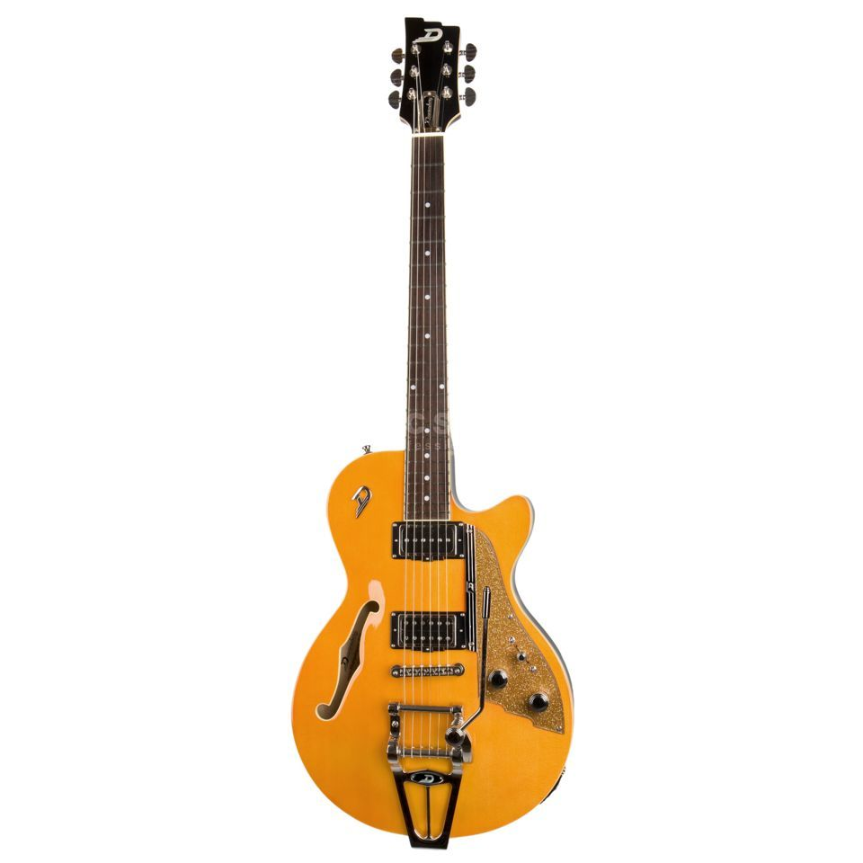 Duesenberg Starplayer TV TRO Trans Orange mit Koffer Produktbild