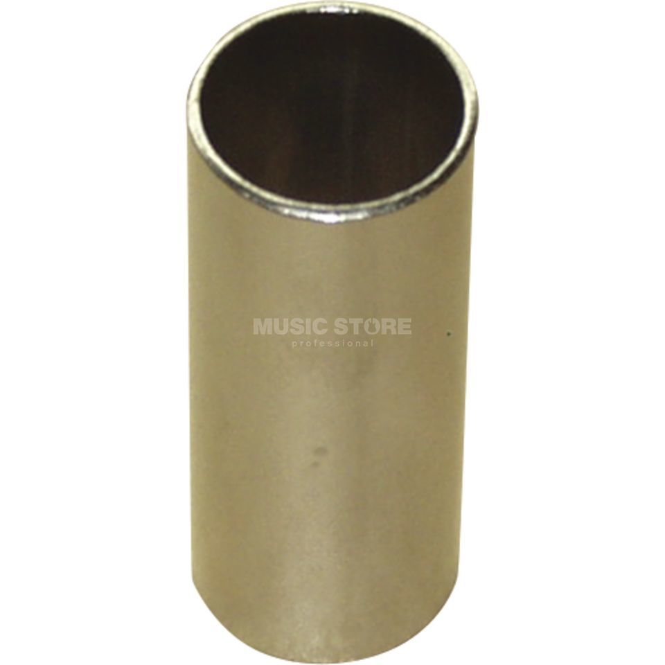 Dunlop 222 Solid Brass Slide large regular Wall 19x22x60mm Produktbild