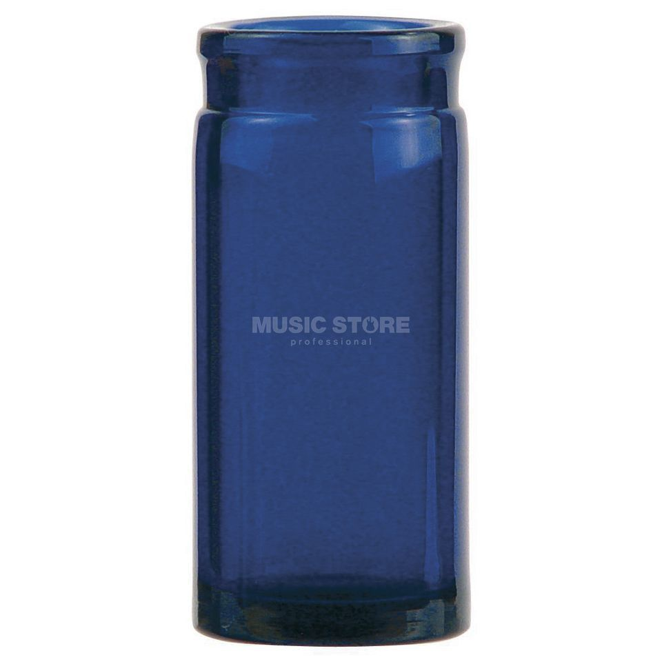 Dunlop 278 Blues Bottleneck Blue Large, Regular Wall Produktbild