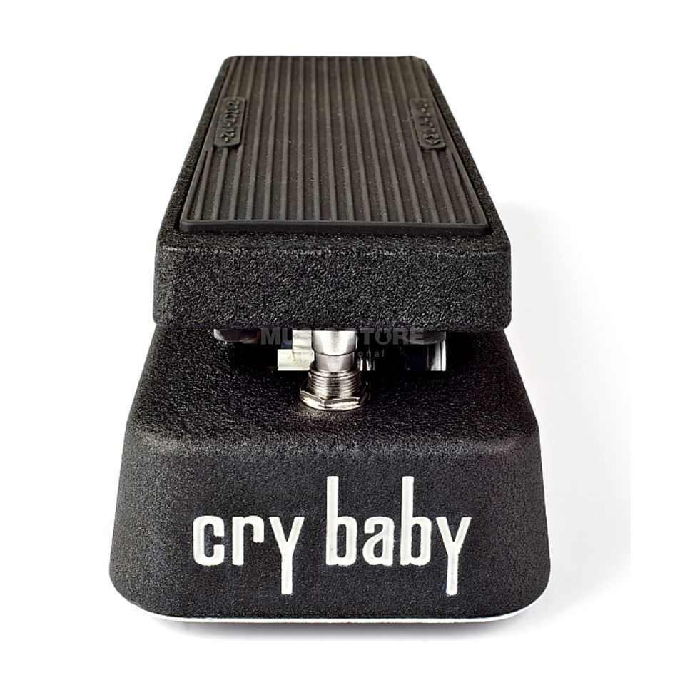 Dunlop Clyde McCoy Cry Baby Wah Liwithed Edition Produktbillede