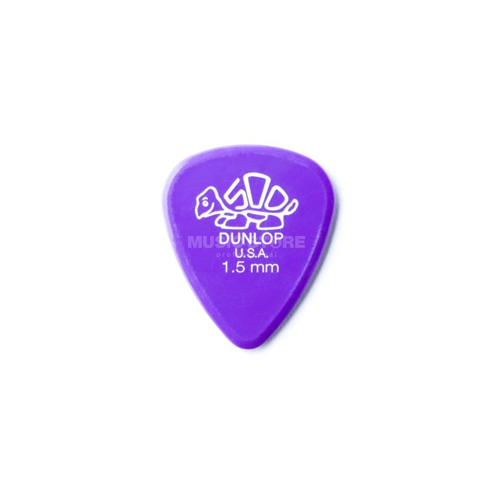Dunlop Delrin Plectrum 1.50mm Pack Of 12,Light Violet,Picks Produktbillede