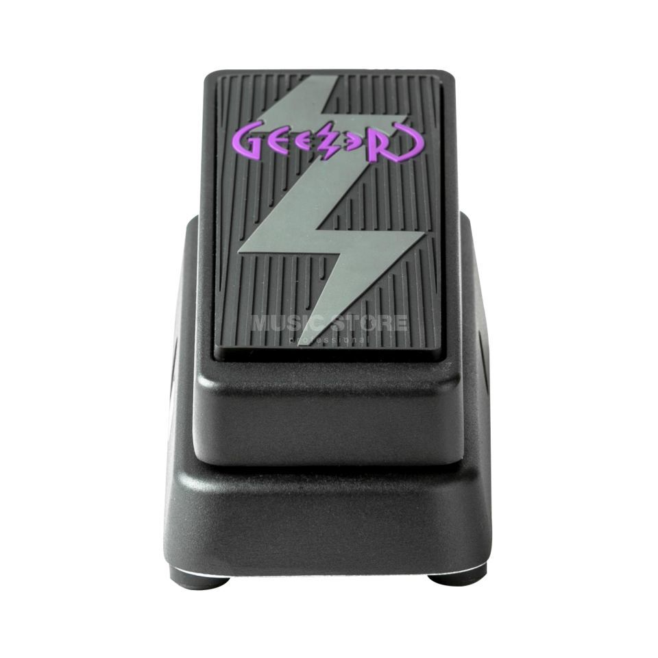Dunlop GRZ95 Geezer Butler Cry Baby Wah Product Image