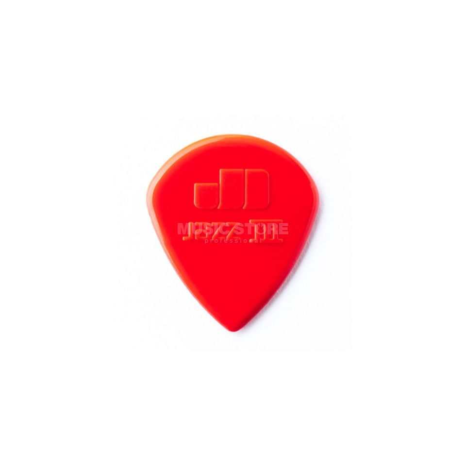 Dunlop Jazz III Guitar Pick 6-Pack red 1,38mm Produktbillede