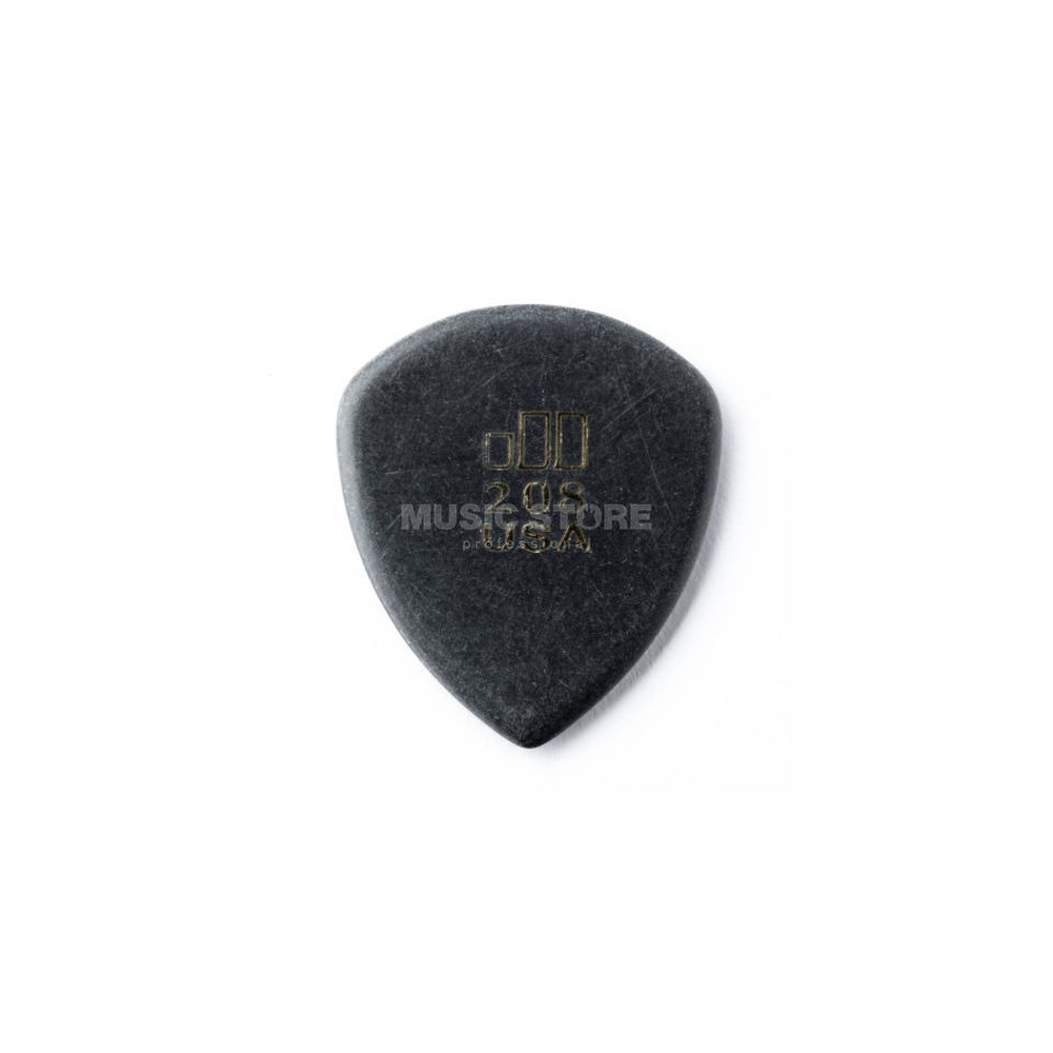 Dunlop Jazztone 208 Plectrum X-Large Pack Of 6, Guitar Picks Produktbillede