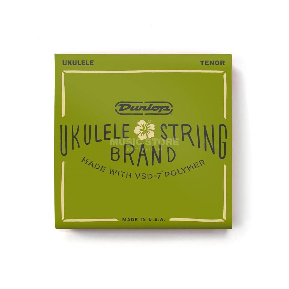Dunlop Ukulele Strings 303 Tenor Pro 4-string Product Image