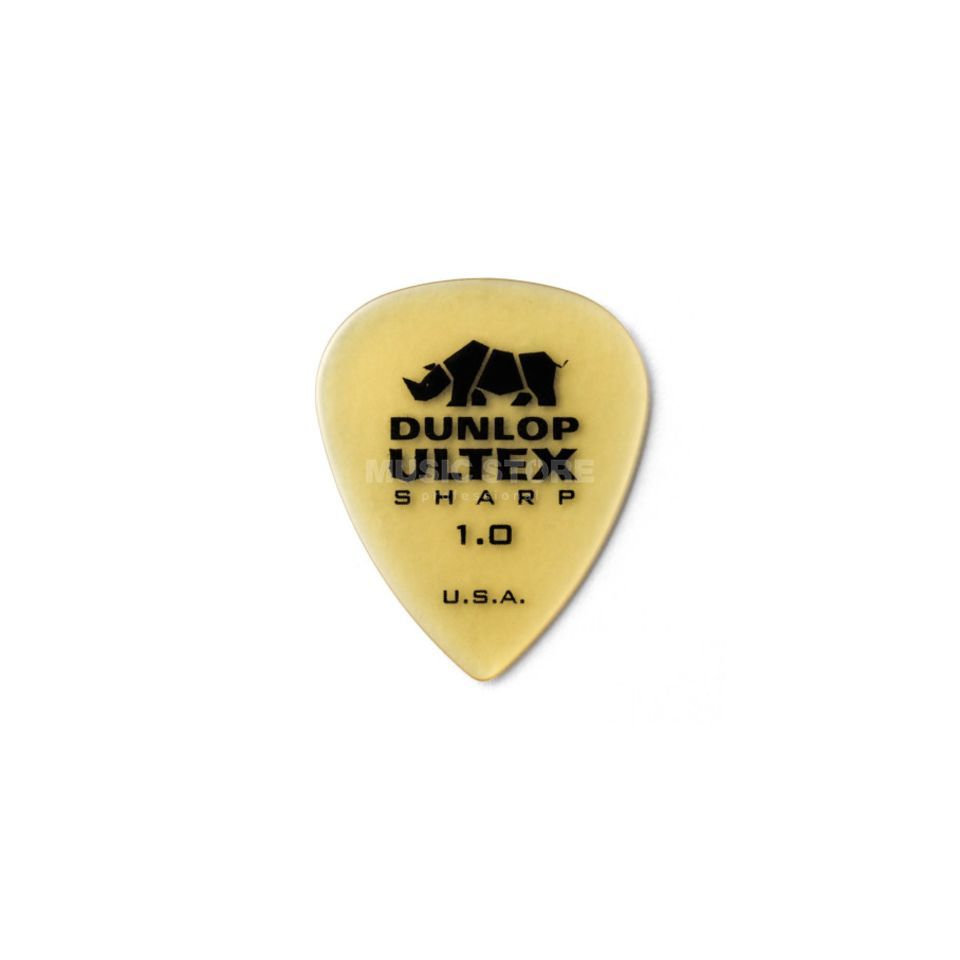 Dunlop Ultex Sharp Player's Pleks 1,00 mm, 6er-Set Produktbild
