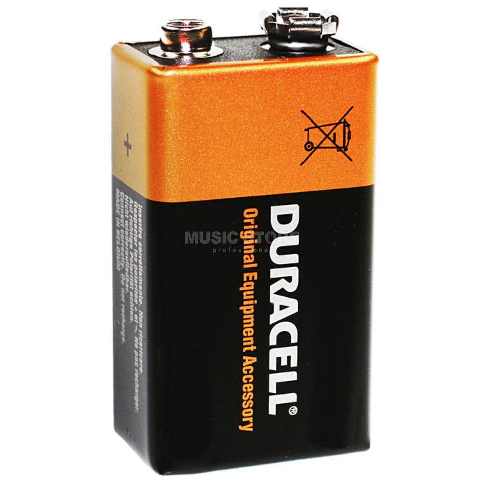duracell 9v block batterie us type taylor guitars. Black Bedroom Furniture Sets. Home Design Ideas