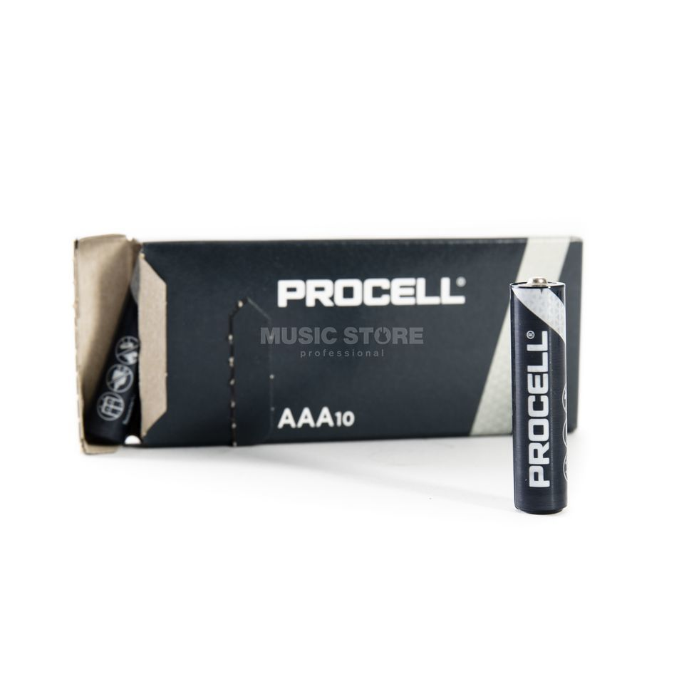 Duracell Duracell Procell 1,5V Micro AAA MN 2400 Product Image