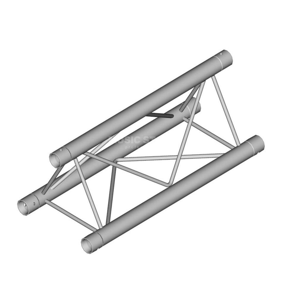 DURATRUSS DT 23-350, 3-Point Truss 3.5 m incl.  Conical Coupler Produktbillede