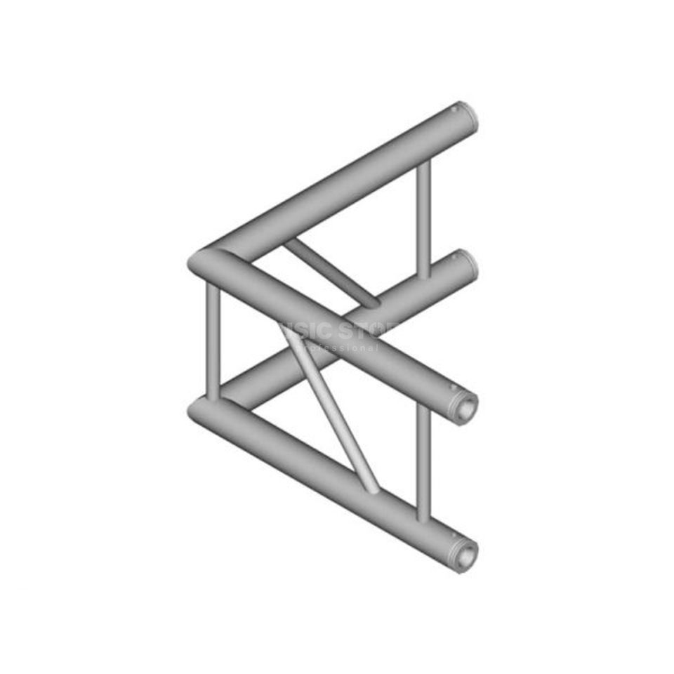 DURATRUSS DT 32-C21V-L90, 2-Point Truss 90° Corner vertical Product Image