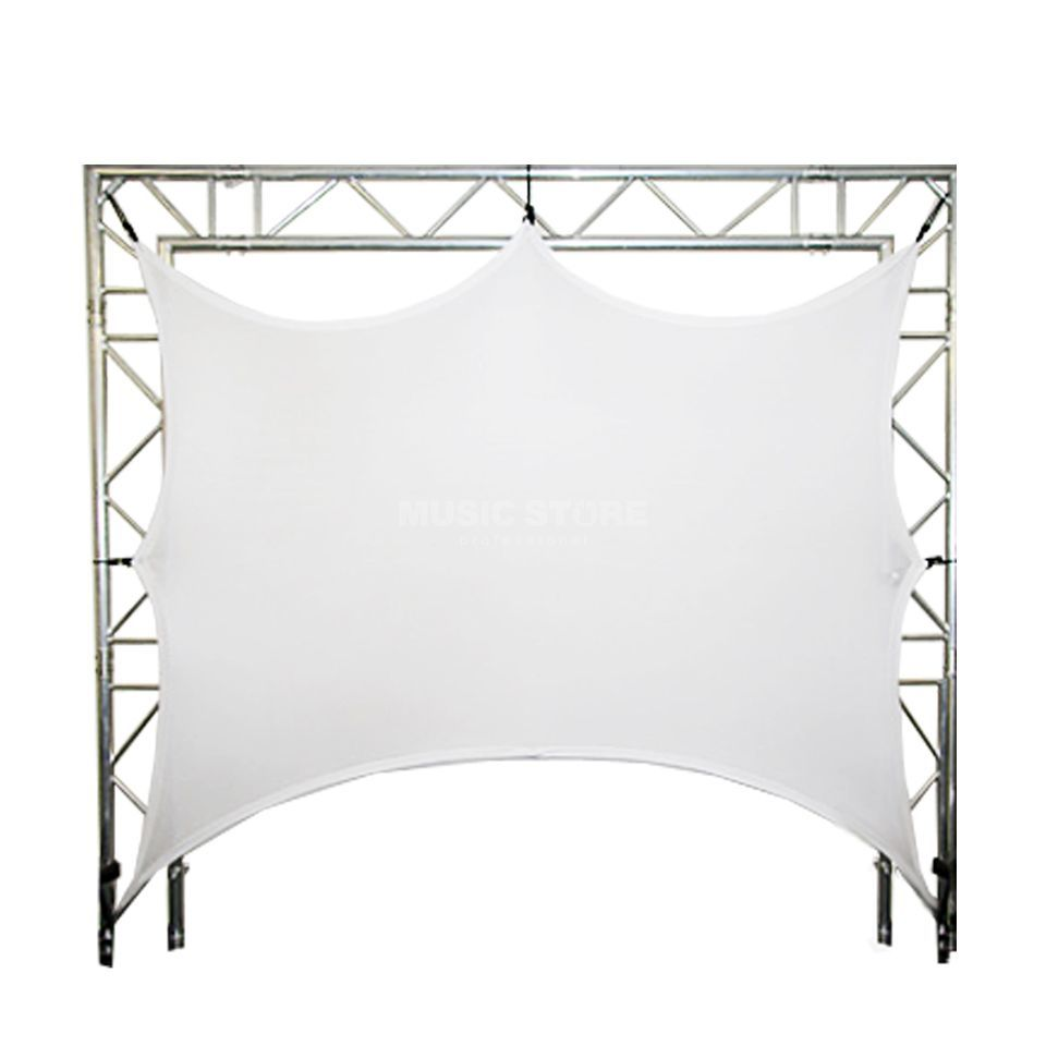 DURATRUSS Truss Screen 0,5 x 2m individual item! Produktbillede