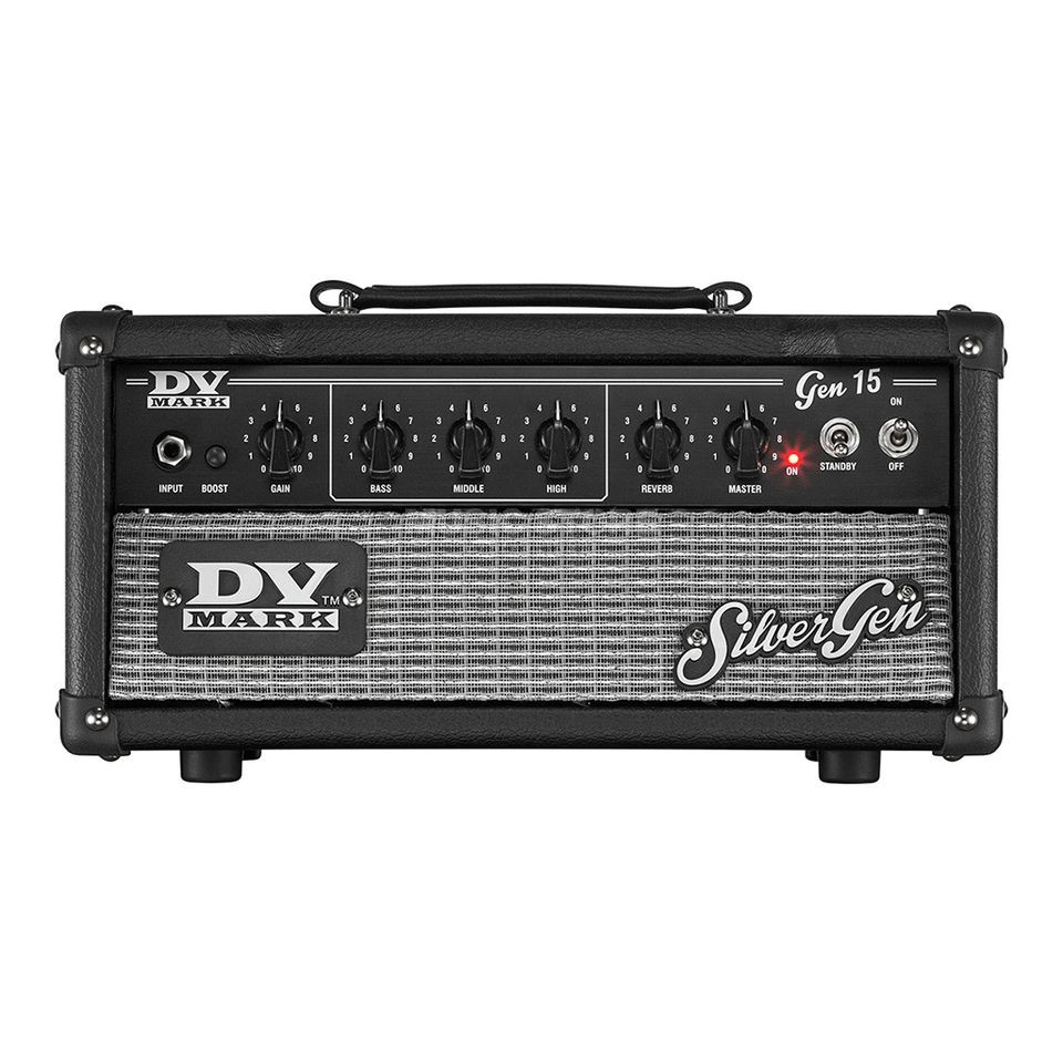 DV Mark DV Gen 15 All Tube Head Produktbillede