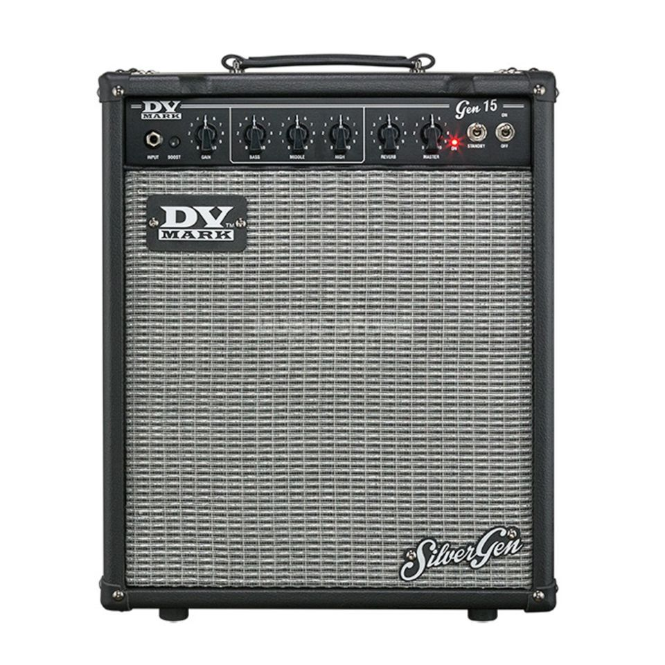 DV Mark DVC Gen 15 All Tube Combo Product Image