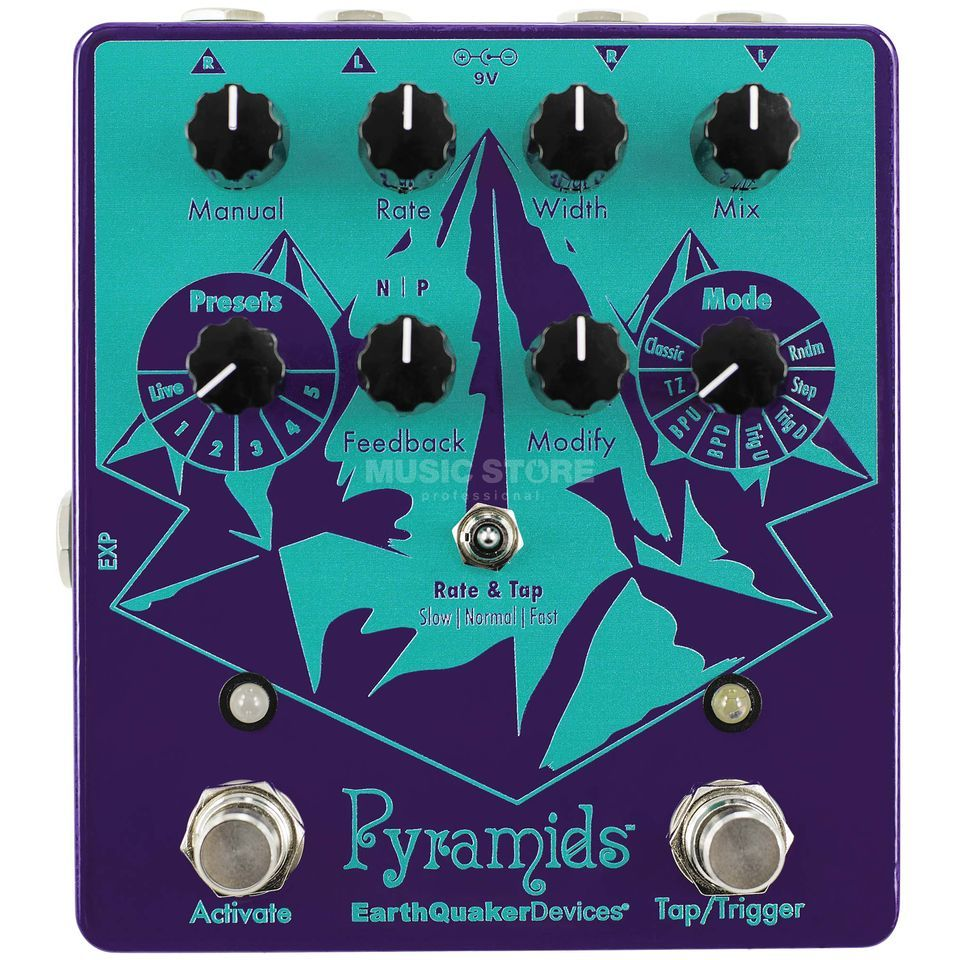 Earthquaker Devices Pyramids Product Image
