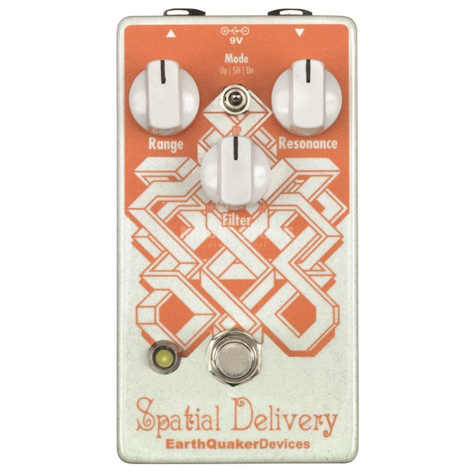 Earthquaker Devices Spatial Delivery Sample & Hold Envelope Filter Produktbild