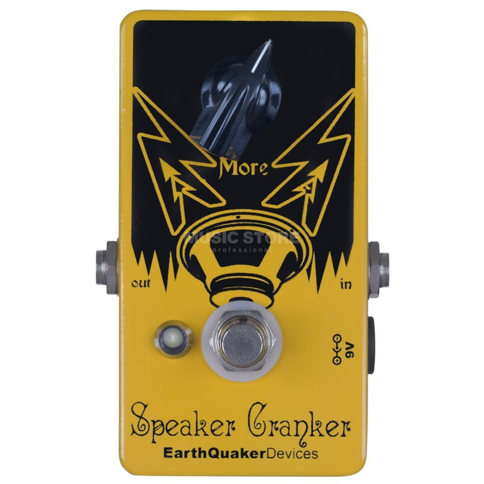 Earthquaker Devices Speaker Cranker Overdrive Produktbillede
