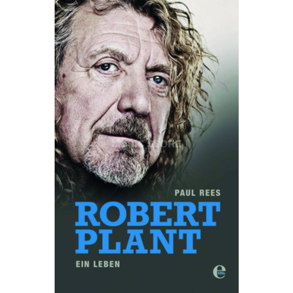 Edel Books Robert Plant Biographie Productafbeelding