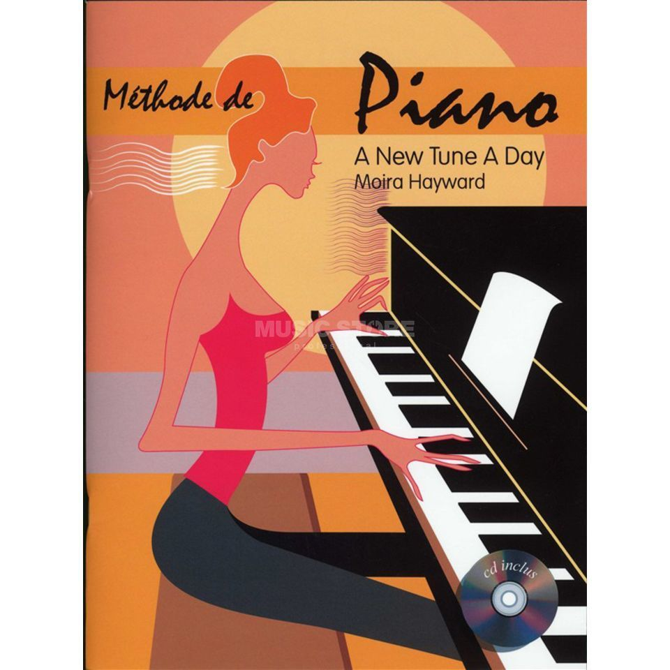Editions Musicales Francaises A New Tune A Day: Piano Methode De Piano Produktbild