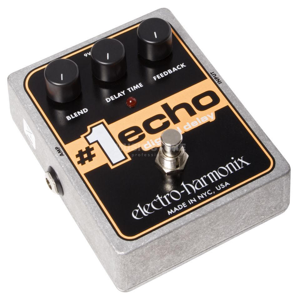Electro Harmonix #1 Echo Digital Delay Pedal    Product Image