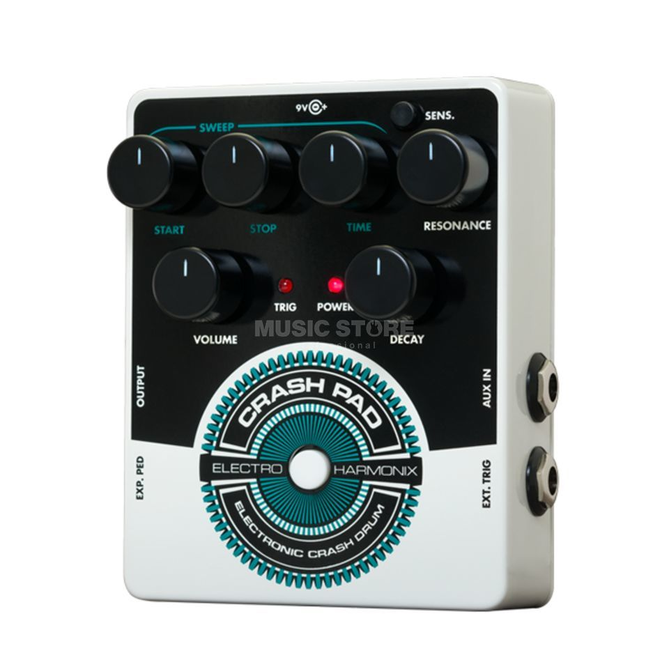 Electro Harmonix Crash Pad Drum Synthesizer Produktbillede