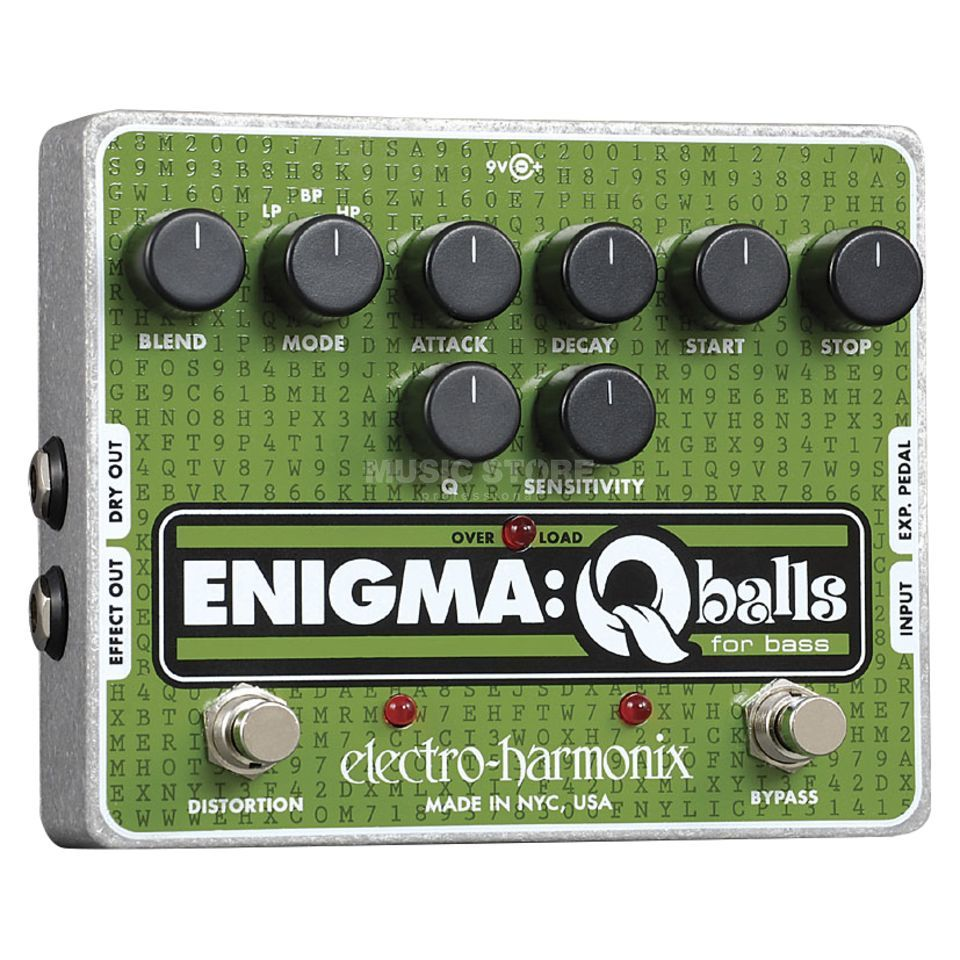 Electro Harmonix Enigma Q balls for Bass Guitar Product Image