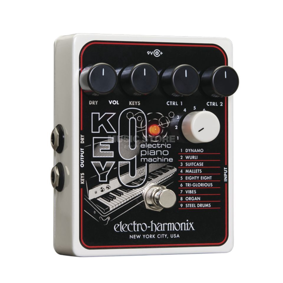 Electro Harmonix KEY9 Electric Piano Machine Produktbild