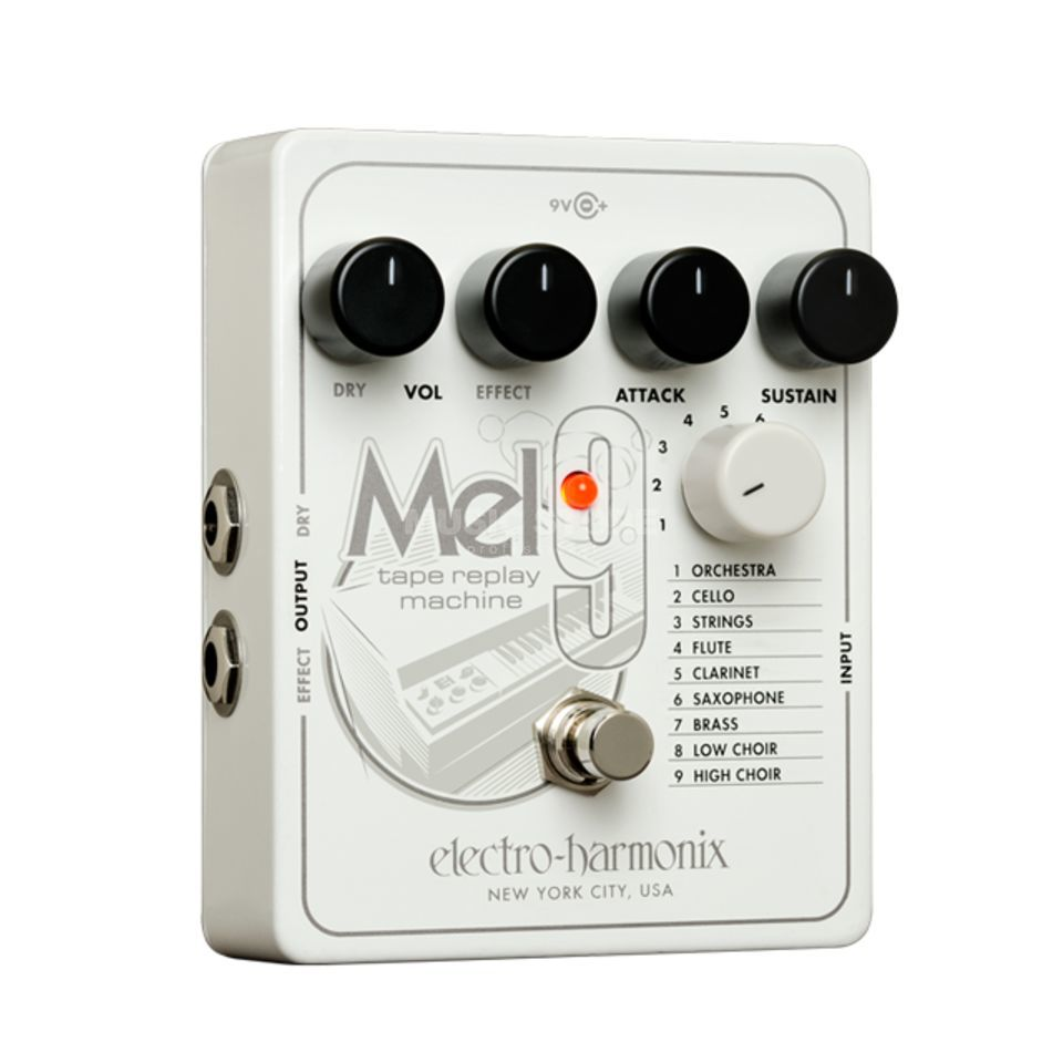 Electro Harmonix MEL9 Tape Replay Machine Product Image