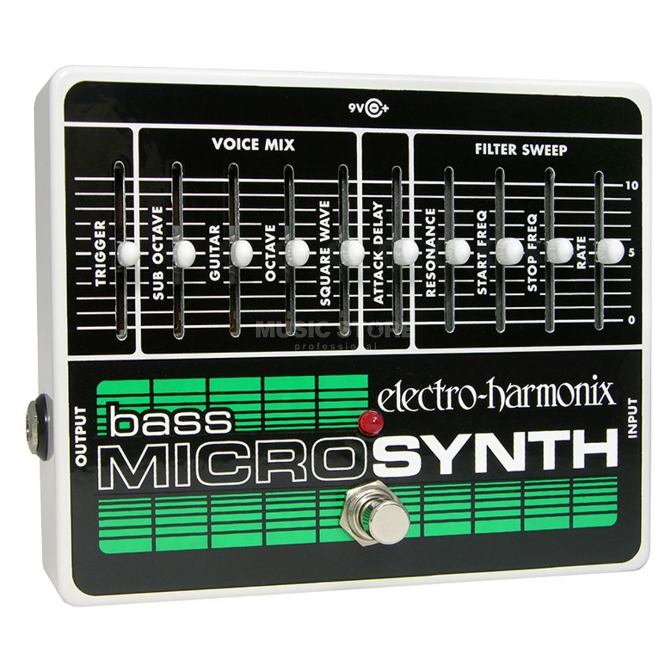 Electro Harmonix Microsynth Bass  Product Image