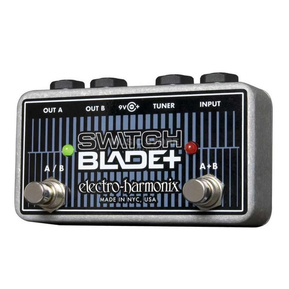 Electro Harmonix Switchblade Plus Advanced Channel Selector Produktbillede