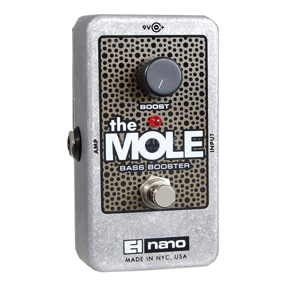 Electro Harmonix The Mole Bass Booster Product Image