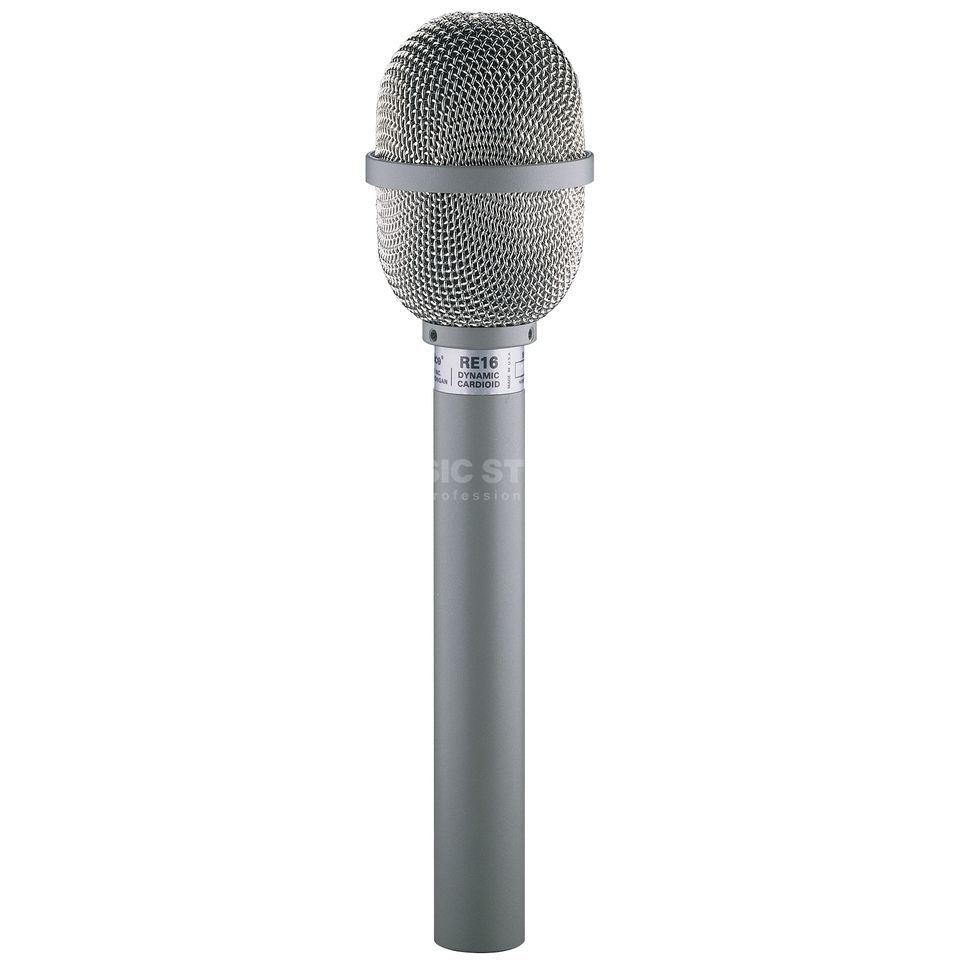 Electro Voice RE 16 Dynamic Microphone - Super Cardioid Produktbillede